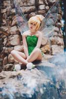 Tinkerbell - Feel my magic by Tink-Ichigo