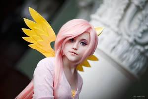 My Little Pony - Fluttershy by Tink-Ichigo