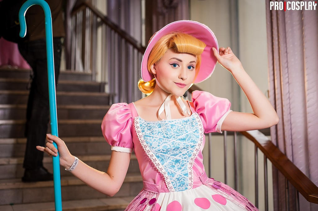 Toy Story - Little Bo Peep by Tink-Ichigo