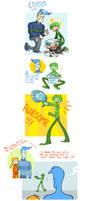 TCSF christmas-comic by Abi-R
