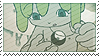 KAIBA stamp