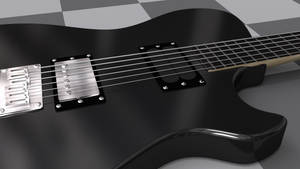 Guitar wip (for a video)