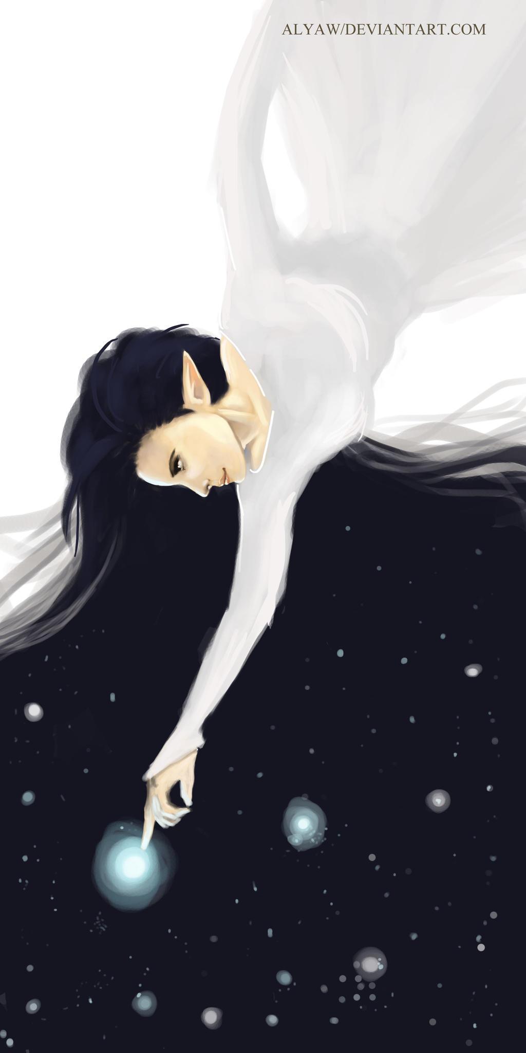 Varda Elbereth by AlyaW
