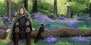 Boromir by AlyaW