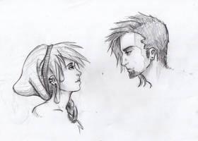 sketchbook 3 by AlyaW