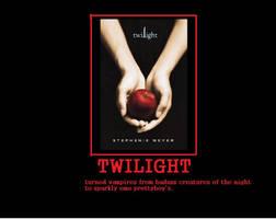 twilight motivational poster by RayneWolfspeaker