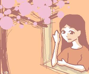 Window by Keki-chan