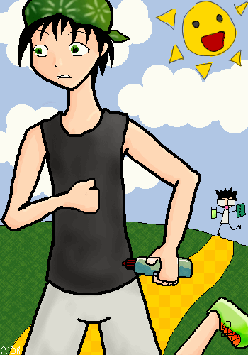 Run, Kaidoh, Run by Keki-chan