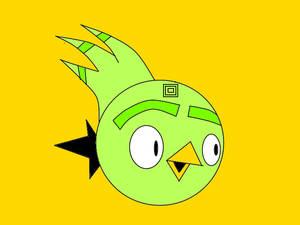 lime bird