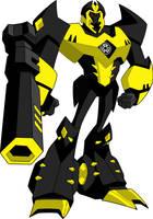 Sinestro Corps Megatron by Fanimusmaximus2pnt0