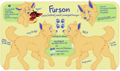 Furson Ref 2019!! by svnoku