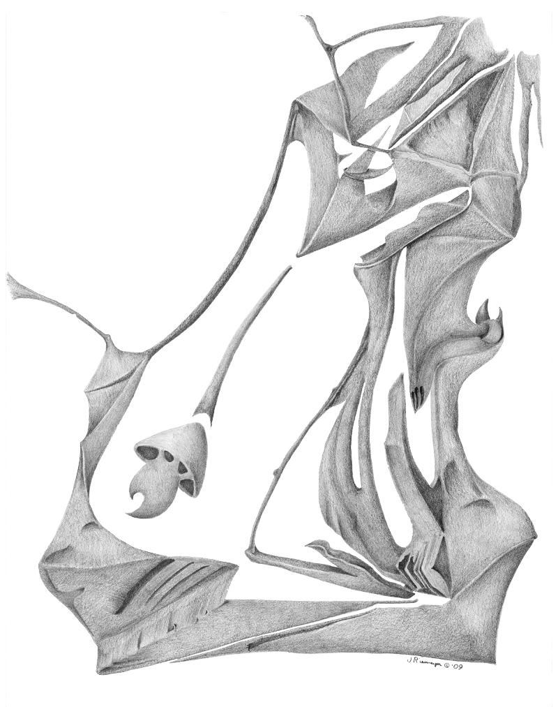 Cretaceous Cascade by hotrats51