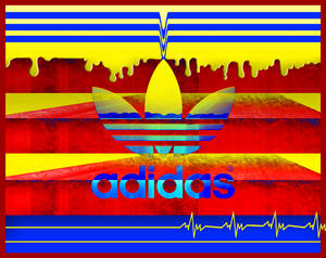 adidas stripe-it-rich