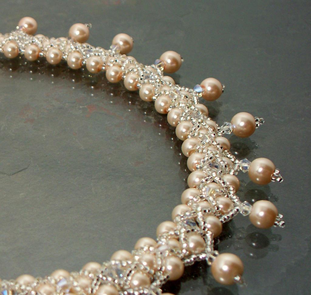 Formal Necklace by elderarc