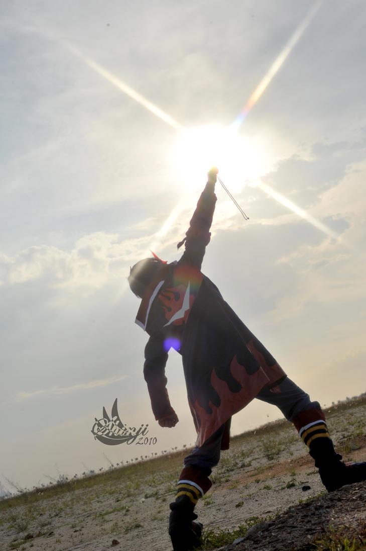 Gurren Lagann: Spin On by ShinjiSG87