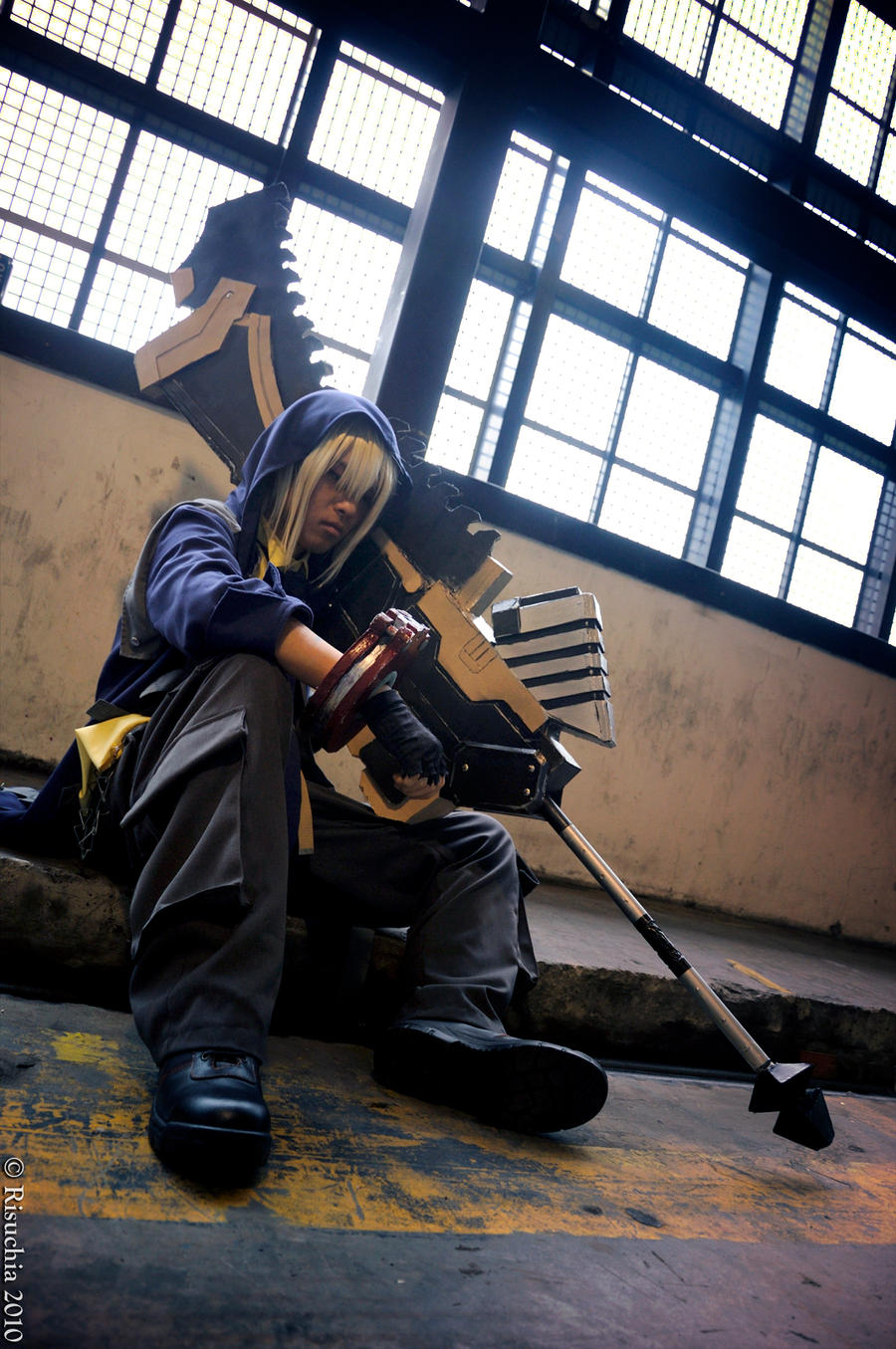 Cosplay-player 2 - Page 2 God_eater___soma_by_shinjisg87-d3388vr