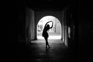 silhouette. by RUN4W4Y