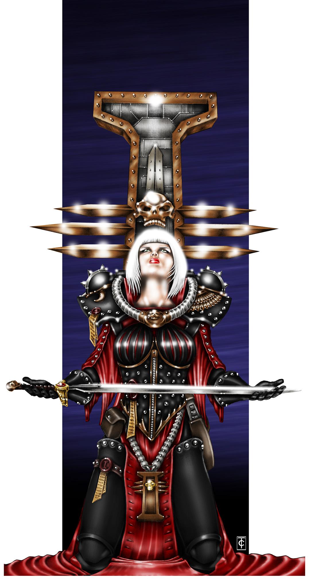 Battle Sister Superior