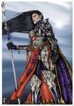 Warhammer 40K: Eldar Phoenix Lord Jain Zar