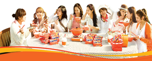 snsd png 1
