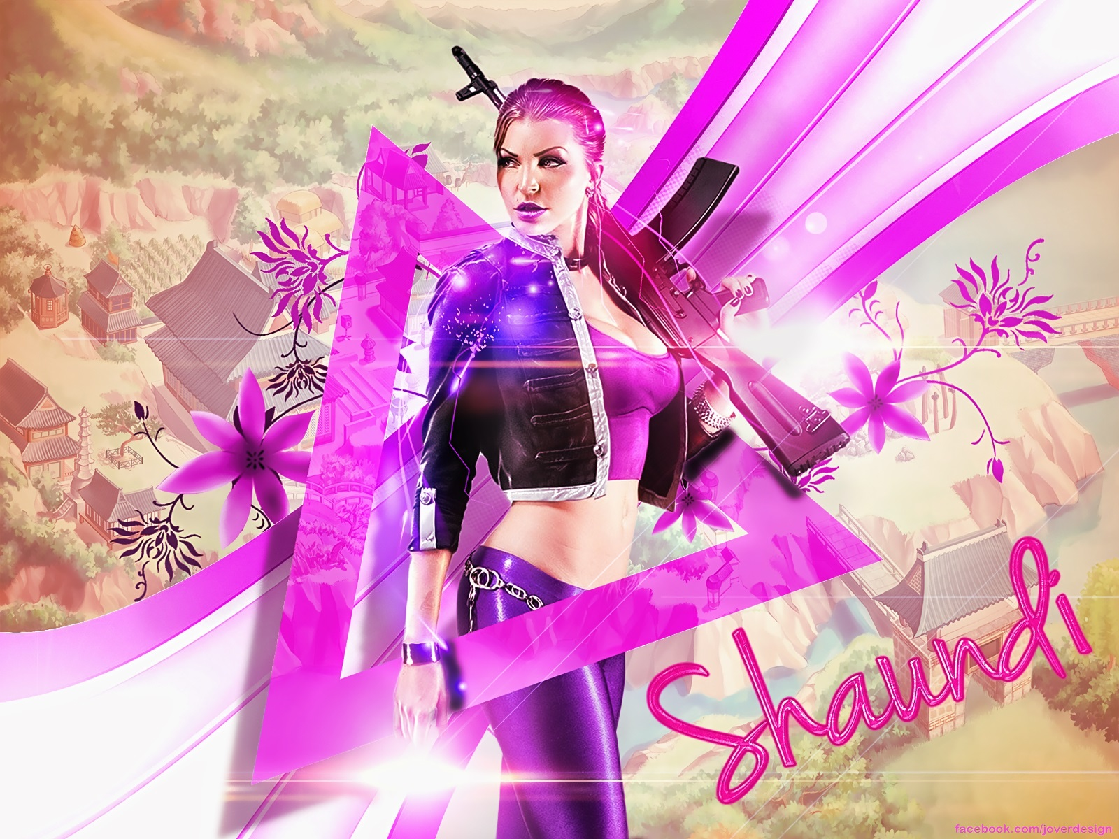 Shaundi Saints Row 2 And 3