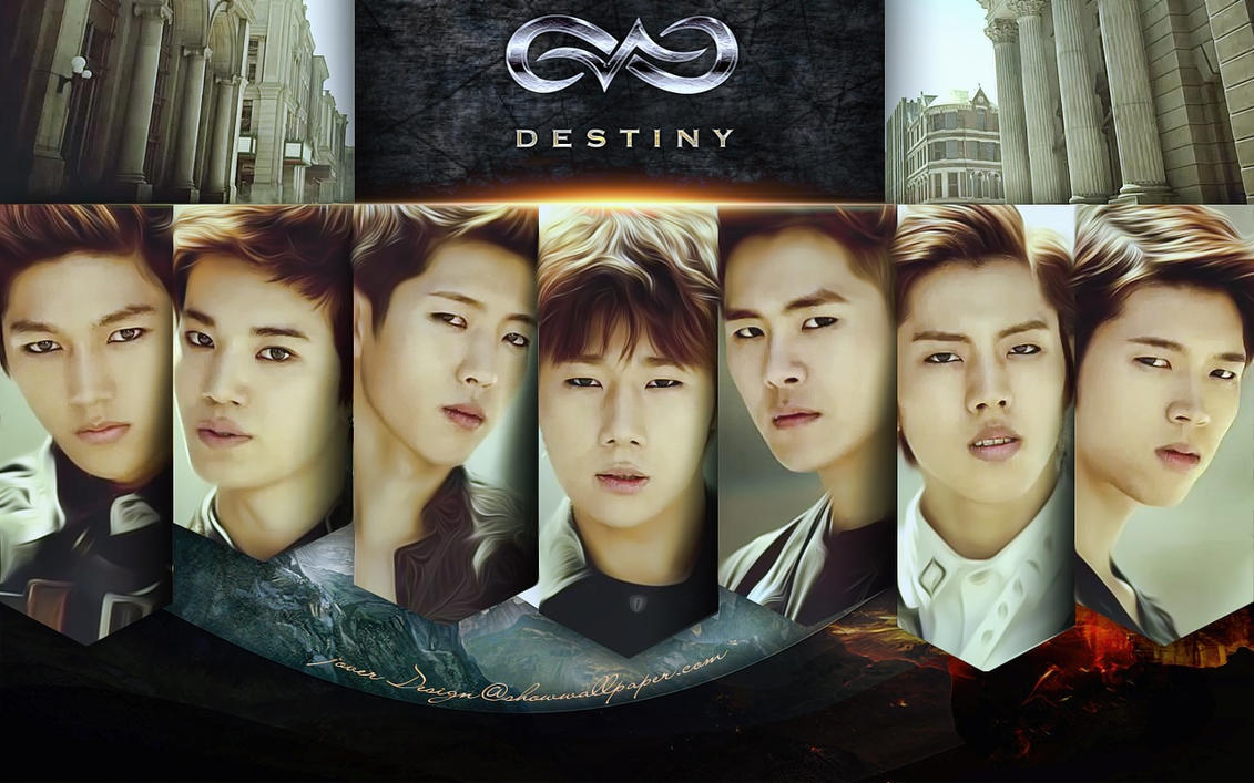 Infinite:Destiny : Desktop and mobile wallpaper : Wallippo