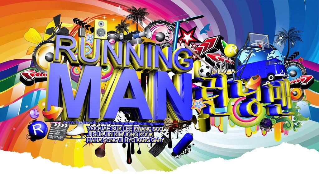 RUNNING MAN LOGO By Jover Design