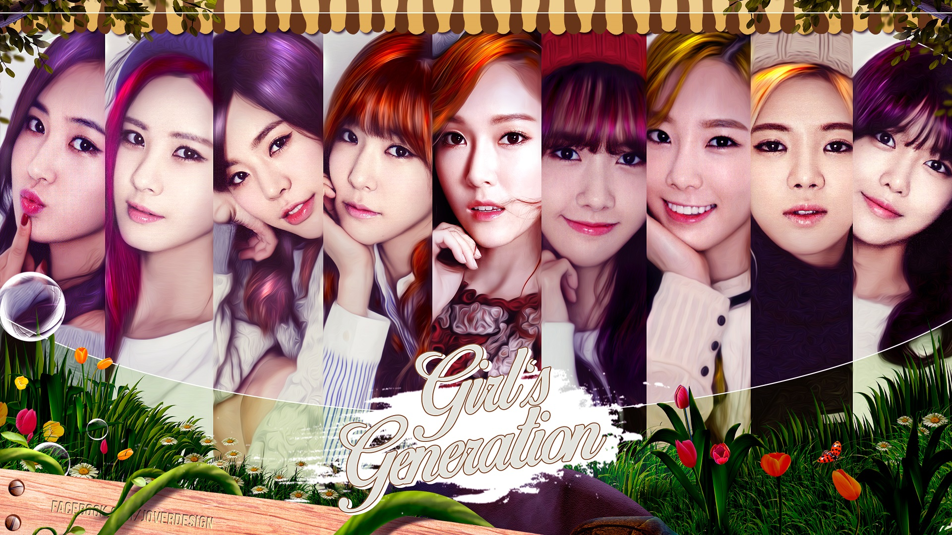 Girls Wallpapers 2015: Girls Generation 2015 Wallpaper By Jover-Design On DeviantArt