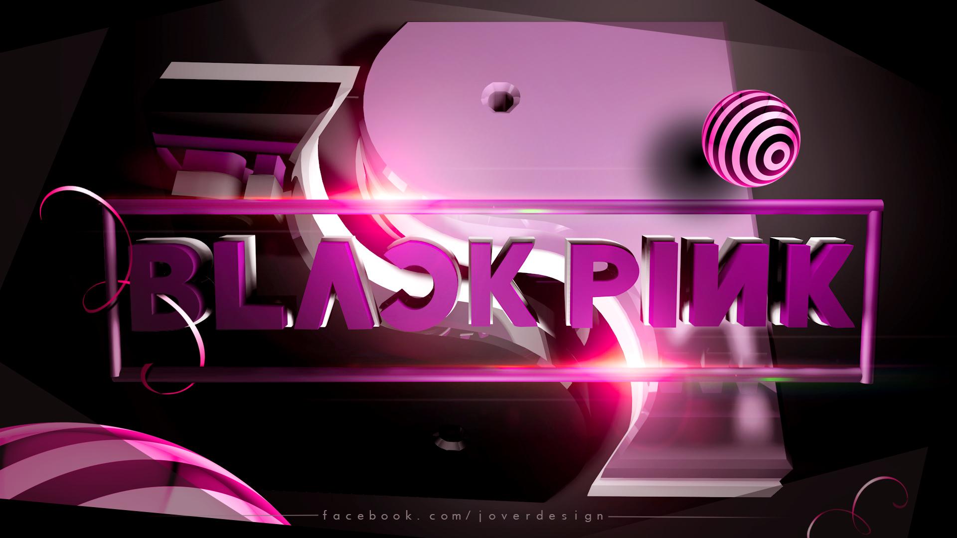 Black Pink Logo By Jover Design On Deviantart