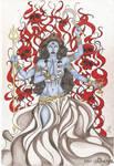 Kali the Destroyer.