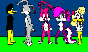 Looney Tunes and Tiny Toons