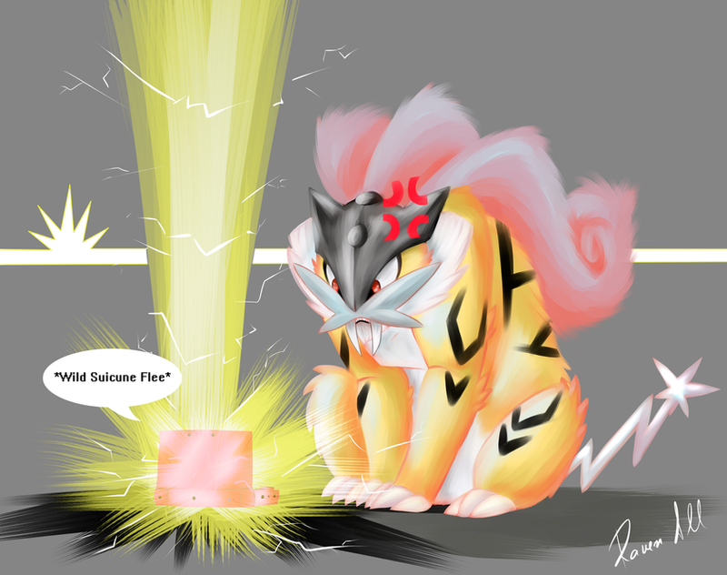 how to catch raikou entei crystal
