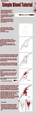 Pen Blood Tutorial