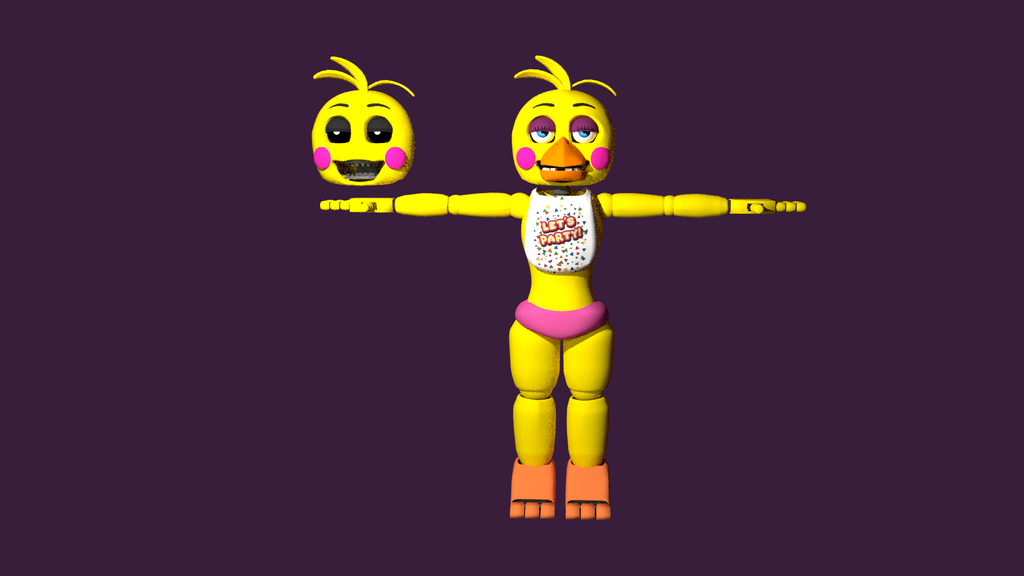 art toy chica wallpaper - photo #23