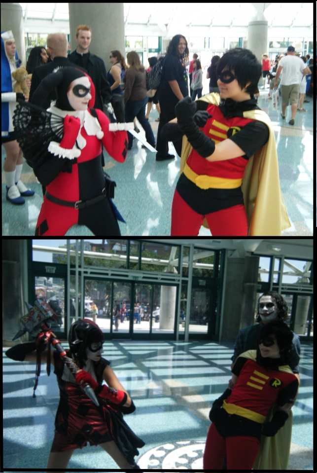 AX 2010 : Robin Cosplay by SpikeRape