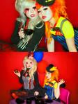 Circus Tea Party by looooo