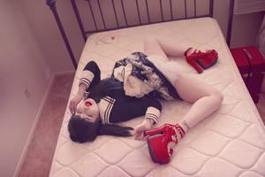 Little Twisted Doll 9 by looooo