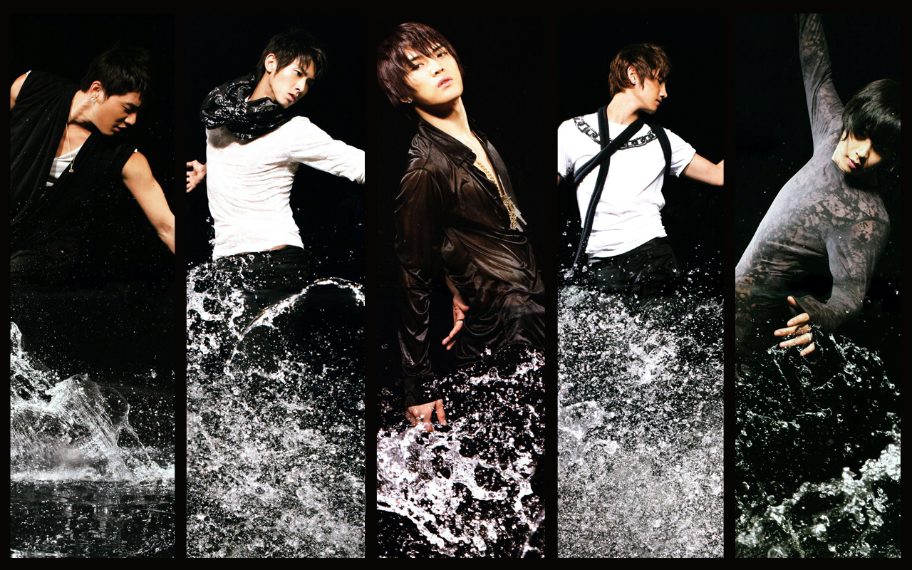 DBSK  Mirotic wallpaper by akazuno on DeviantArt