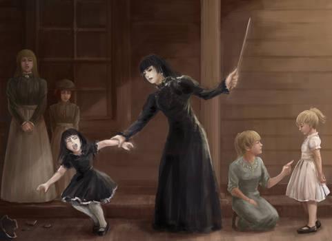 The Punishment of Seraphina