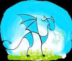 Dragon Kintupsi by Kintupsi