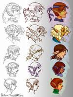 D-A-C: Elf Profile Challenge by Kintupsi
