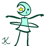 Cosmic Hula Hoop Animation by Kintupsi