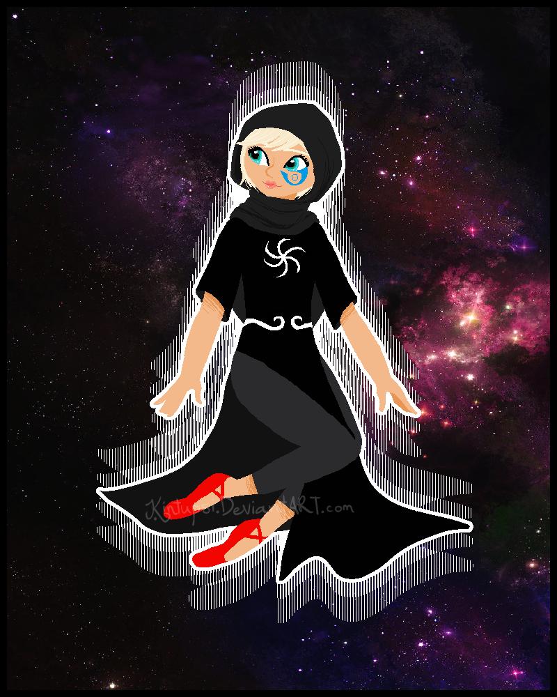 Valerie: Seer of Space by Kintupsi