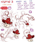YCH - NSFW poses 3 (Open) by Korhann