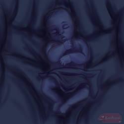 Sleep daydream by Korhann