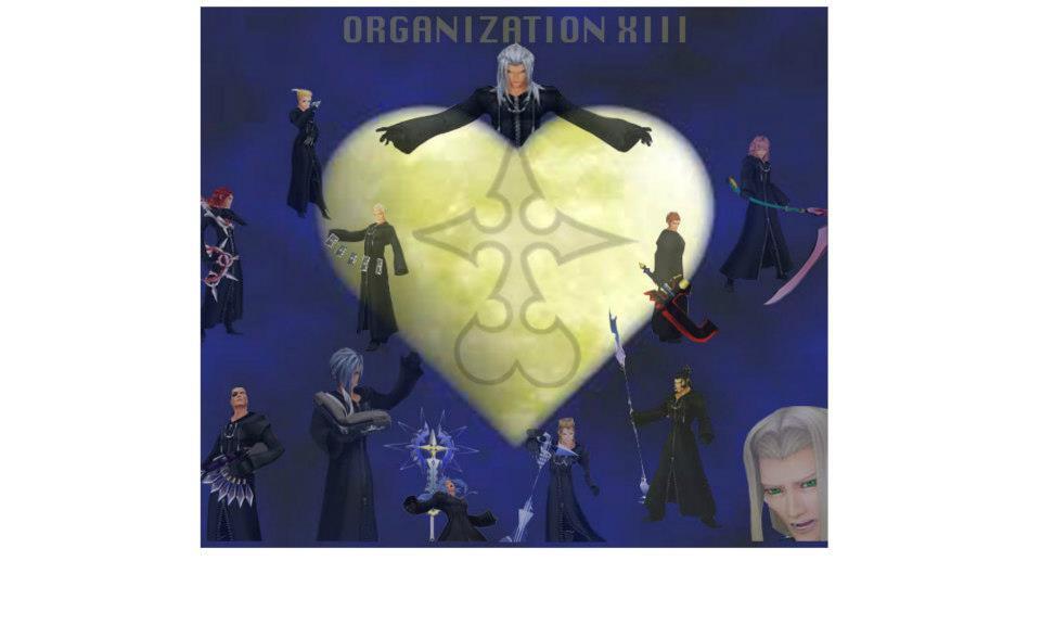 Original Organization 13 by RheaXRoxas