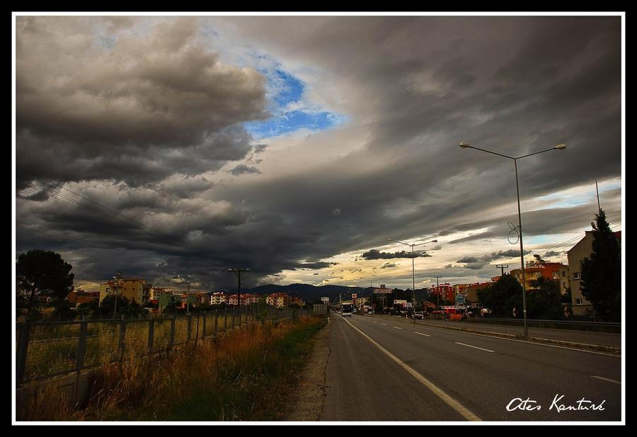 On The Road Again... by ateskanturk