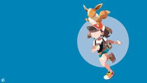 Elaine Minimalist - Pokemon Let's Go Eevee