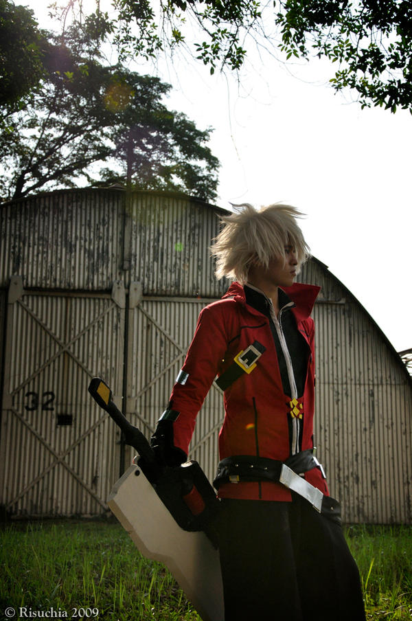 Ragna The Bloodedge by Risuchia