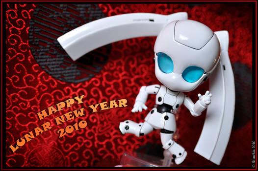 Drossel says Happy CNY 2010